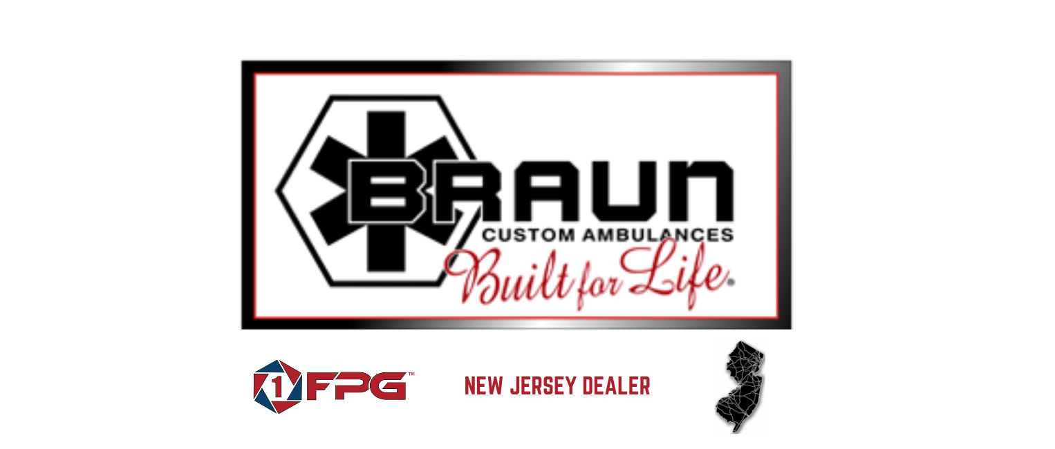 First Priority Emergency Vehicles is the premier dealer for Braun Ambulances in New Jersey