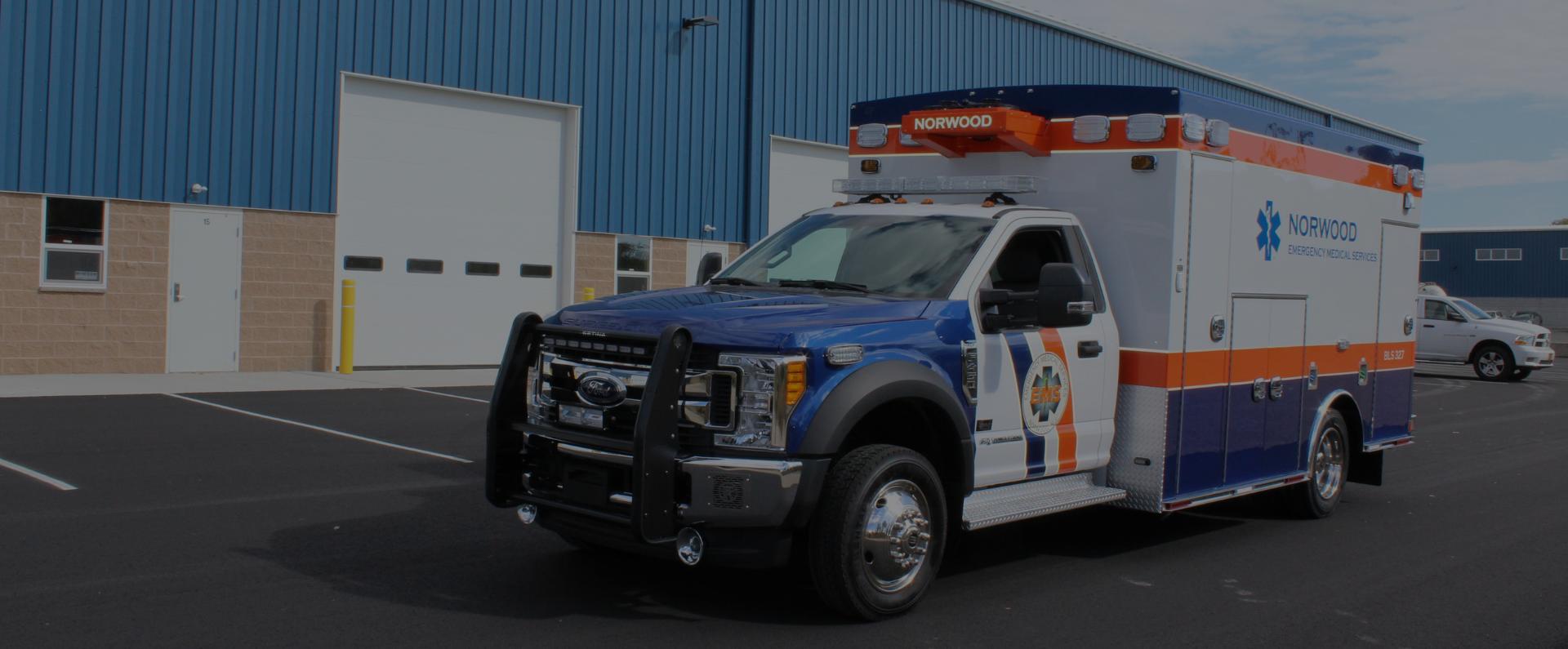 Braun Ambulances First Priority Emergency Vehicles