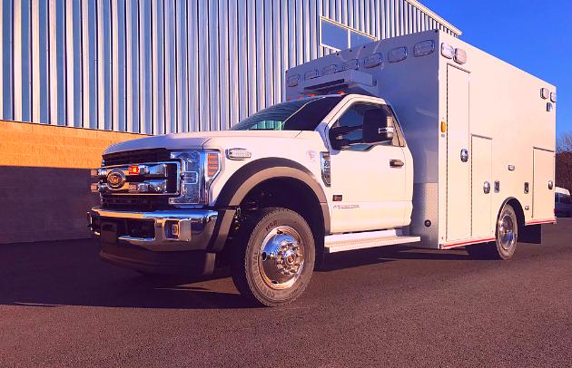 Braun Liberty: First Priority Emergency Vehicles Demo