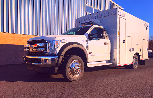 Braun Liberty: First Priority Emergency Vehicles Demo