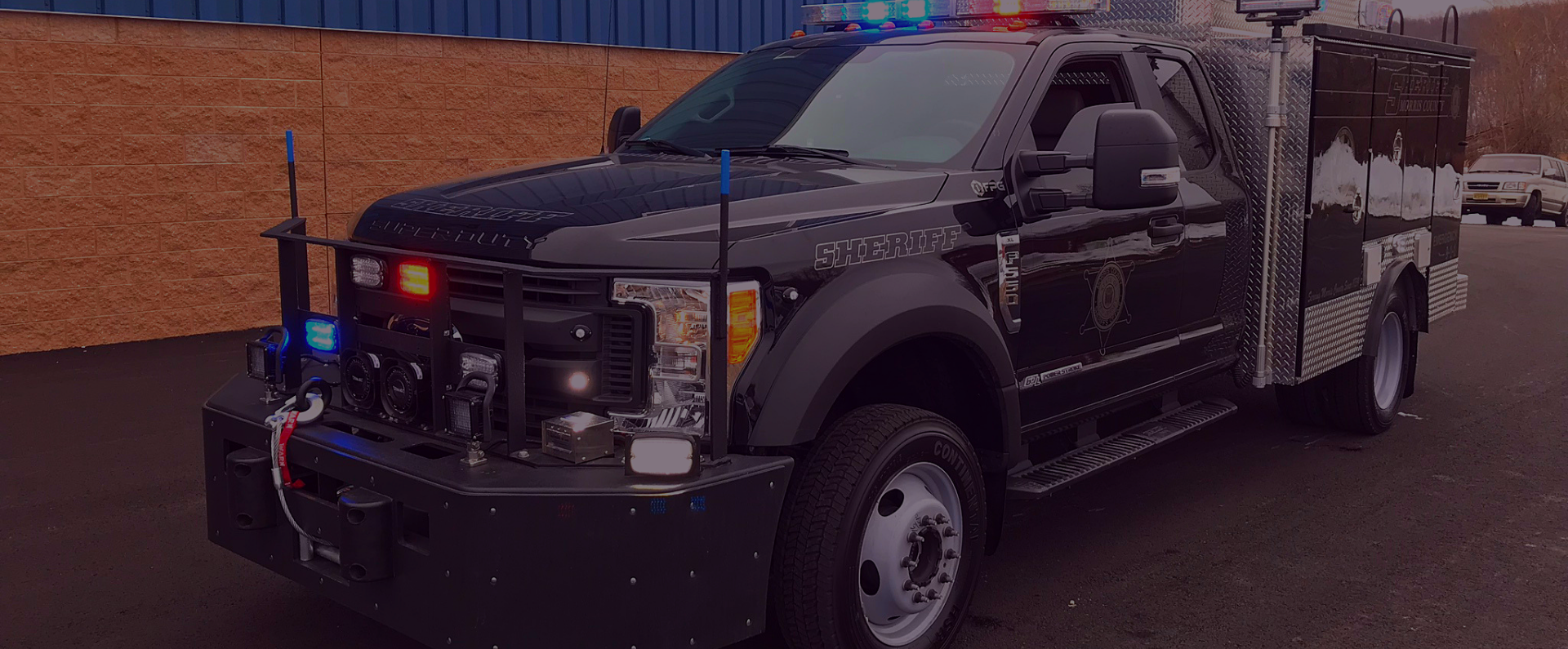 Copy of First Priority Emergency Vehicles Custom Police ESUs Specialty Vehicles