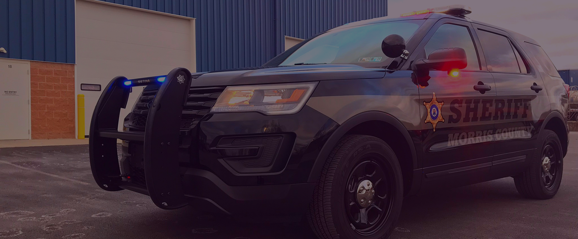 Copy of First Priority Emergency Vehicles Custom SUVs Specialty Vehicles