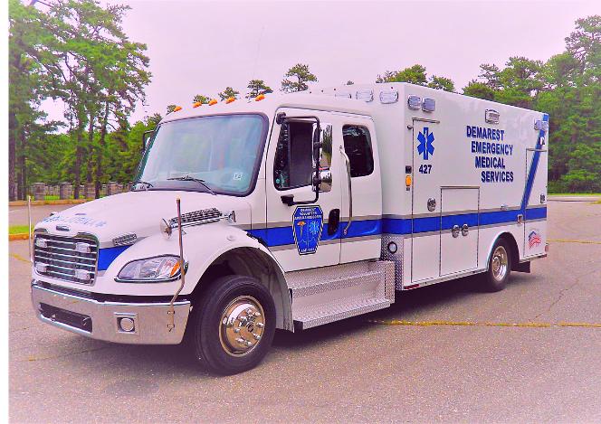 First Priority Emergency Vehicles Braun Ambulances 6