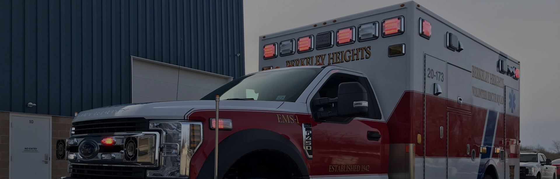 Demers Ambulances First Priority Emergency Vehicles Dealer