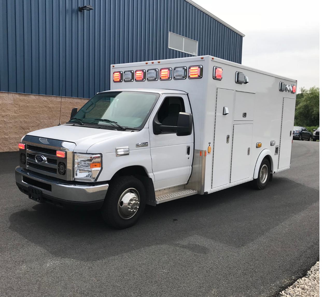 Demers MX170 Ambulance Demo