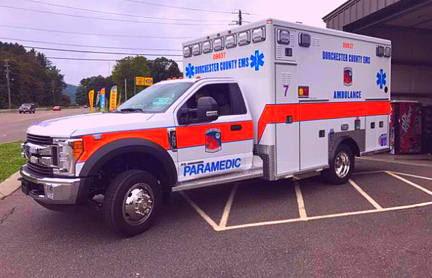 Dorchester County EMS_ Jefferson NC - First Priority