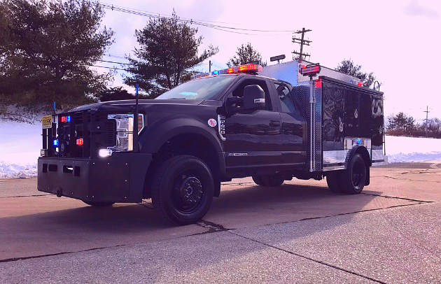 East Hanover PD Emergency Service Unit First Priority Emergency Vehicles