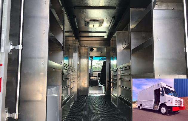 First Energy First Priority Emergency Vehicles Custom Step Van Specialty Vehicles (1)