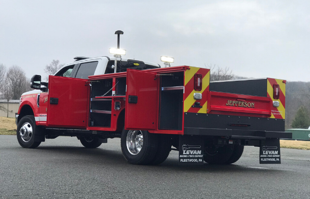 First PRiority Emergency Vehicles Jefferson Fire Vehicle Conversions Vehicle Upfits Fire Conversions Fire Vehicles