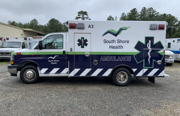 First Priority Emergency Vehicles Ambulance Remounts Refurbished Ambulances Ambulance Box Ambulance Manufacturer South Shore Health