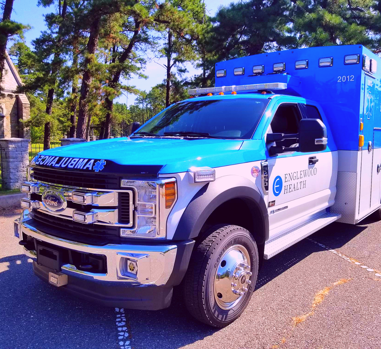 First Priority Emergency Vehicles Braun Ambulance Dealer