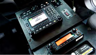 First Priority Emergency Vehicles Console and Overhead Console
