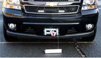 First Priority Emergency Vehicles Covert Winch