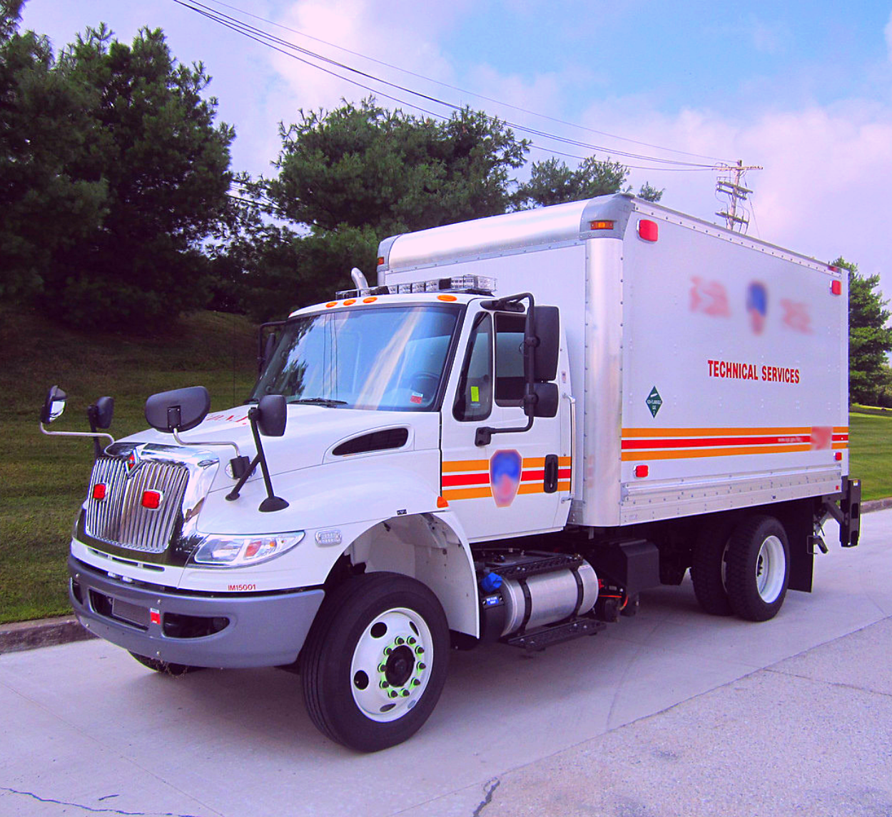 First Priority Emergency Vehicles Custom Box Truck Specialty Vehicles