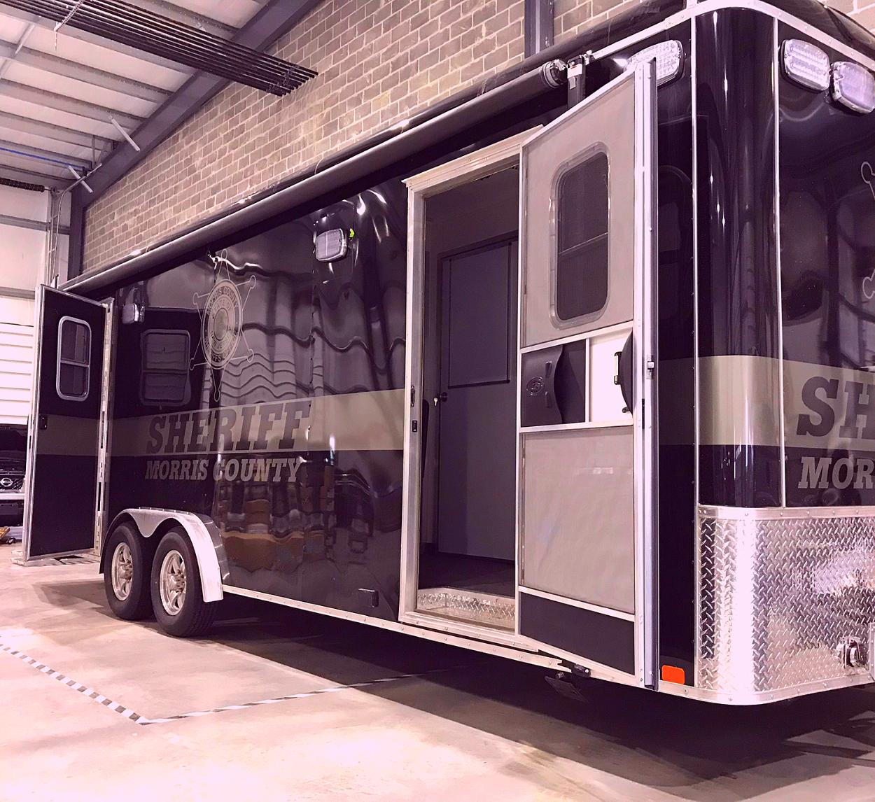 First Priority Emergency Vehicles Custom Trailer Emergency Vehicles