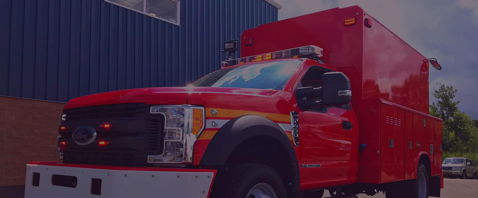 First Priority Emergency Vehicles Custom Utility Trucks Specialty Vehicles