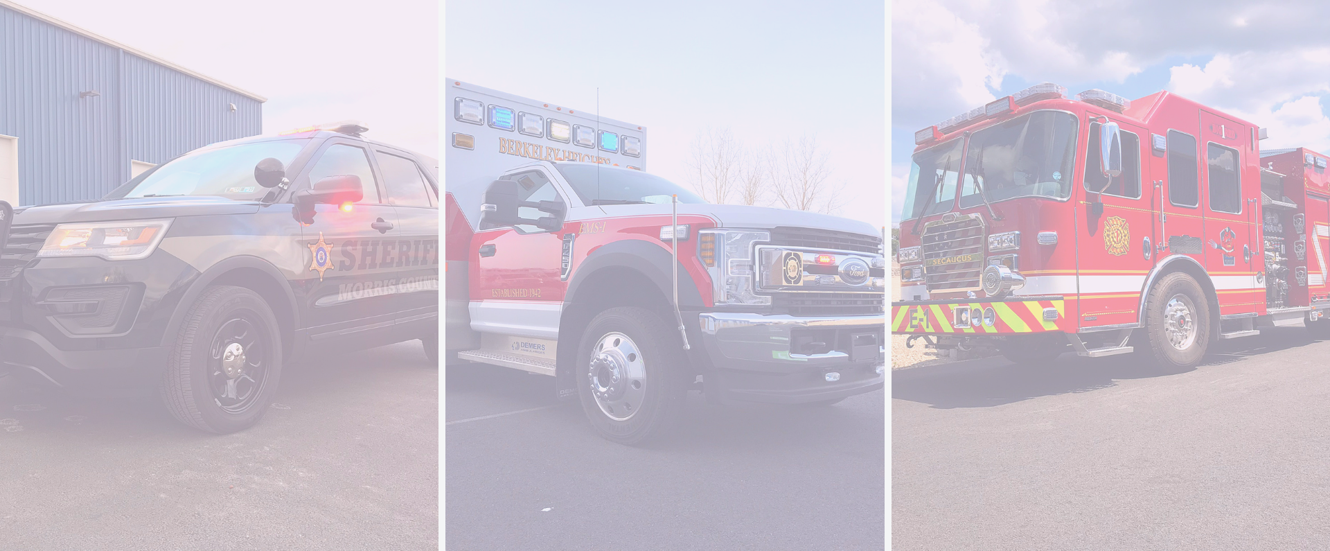 First Priority Emergency Vehicles Featured Deliveries Ambulance Conversions NJ Fire