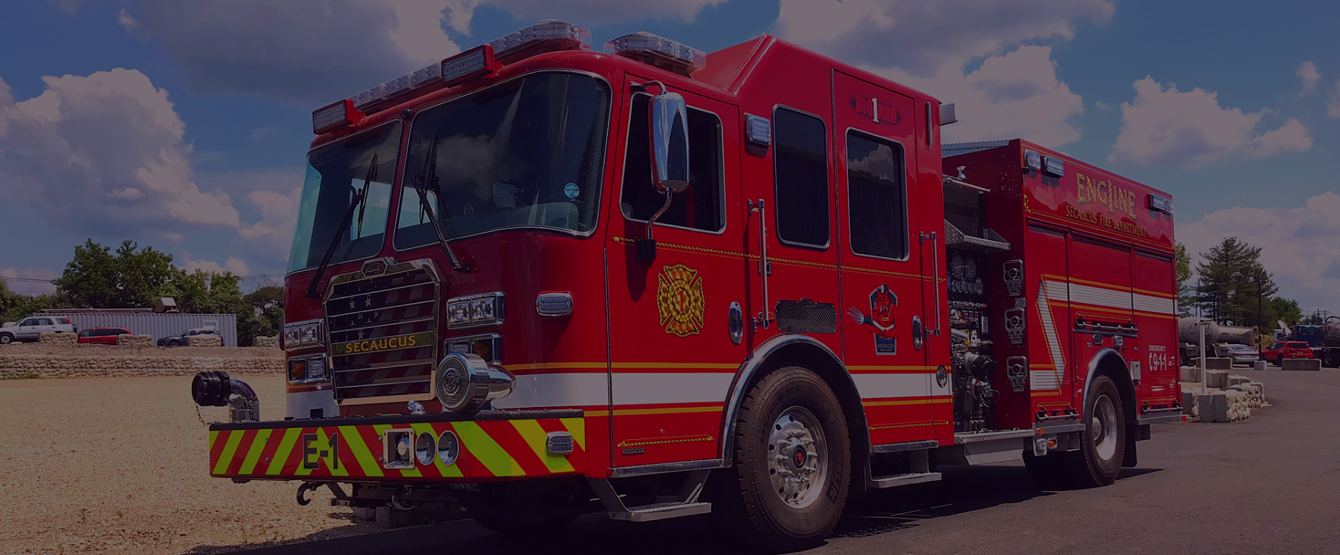 First Priority Emergency Vehicles Fire Division