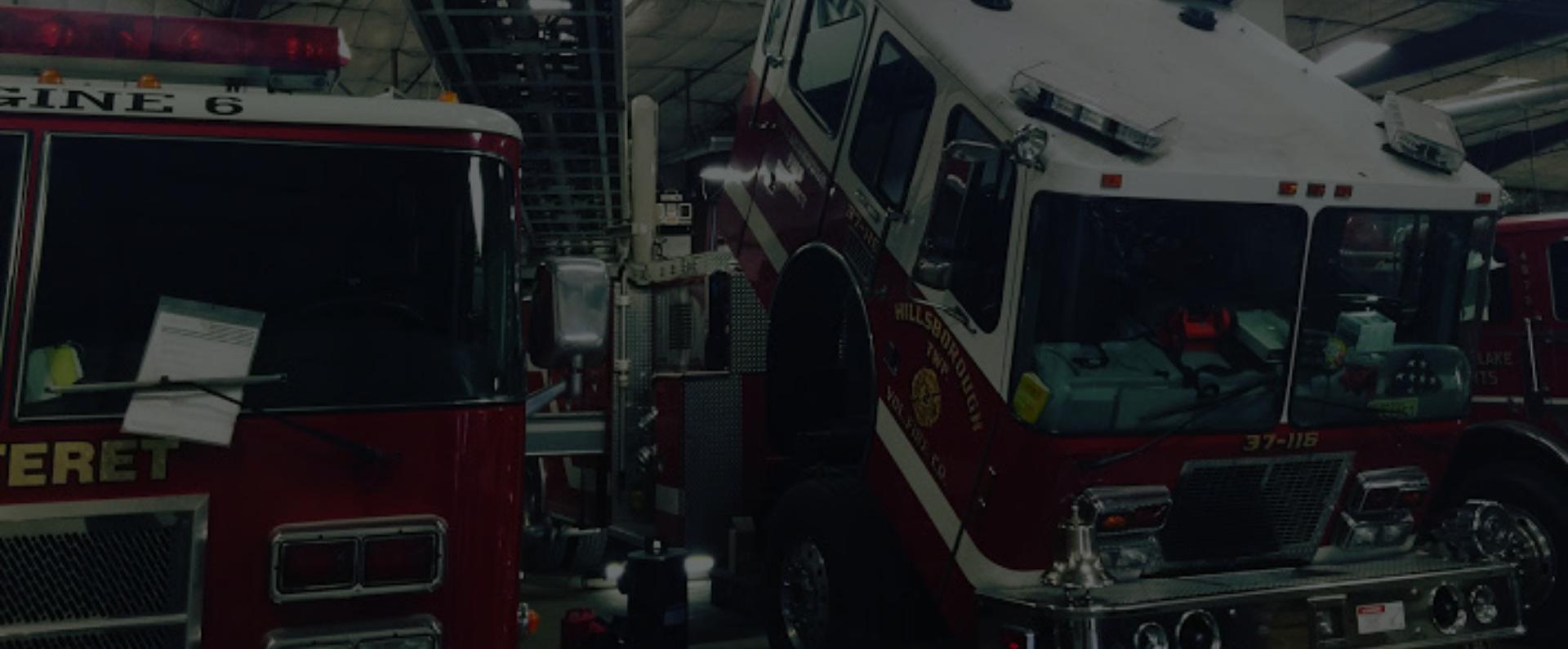 First Priority Emergency Vehicles Fire Mechanic Career Job Opening Needed Firetruck