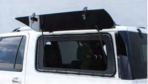 First Priority Emergency Vehicles Fliup Up Side Windows