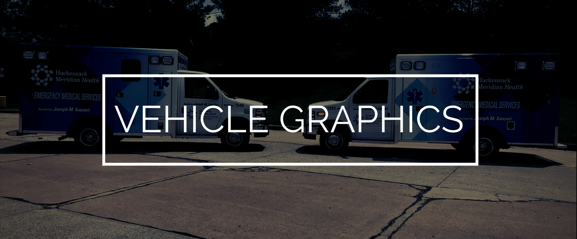First Priority Emergency Vehicles Graphics