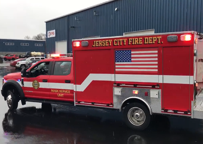 First Priority Emergency Vehicles Jersey City Custom Fire Rescue