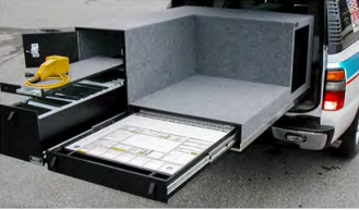 Specialty Vehicle Cabinets/ Vehicle Storage Division