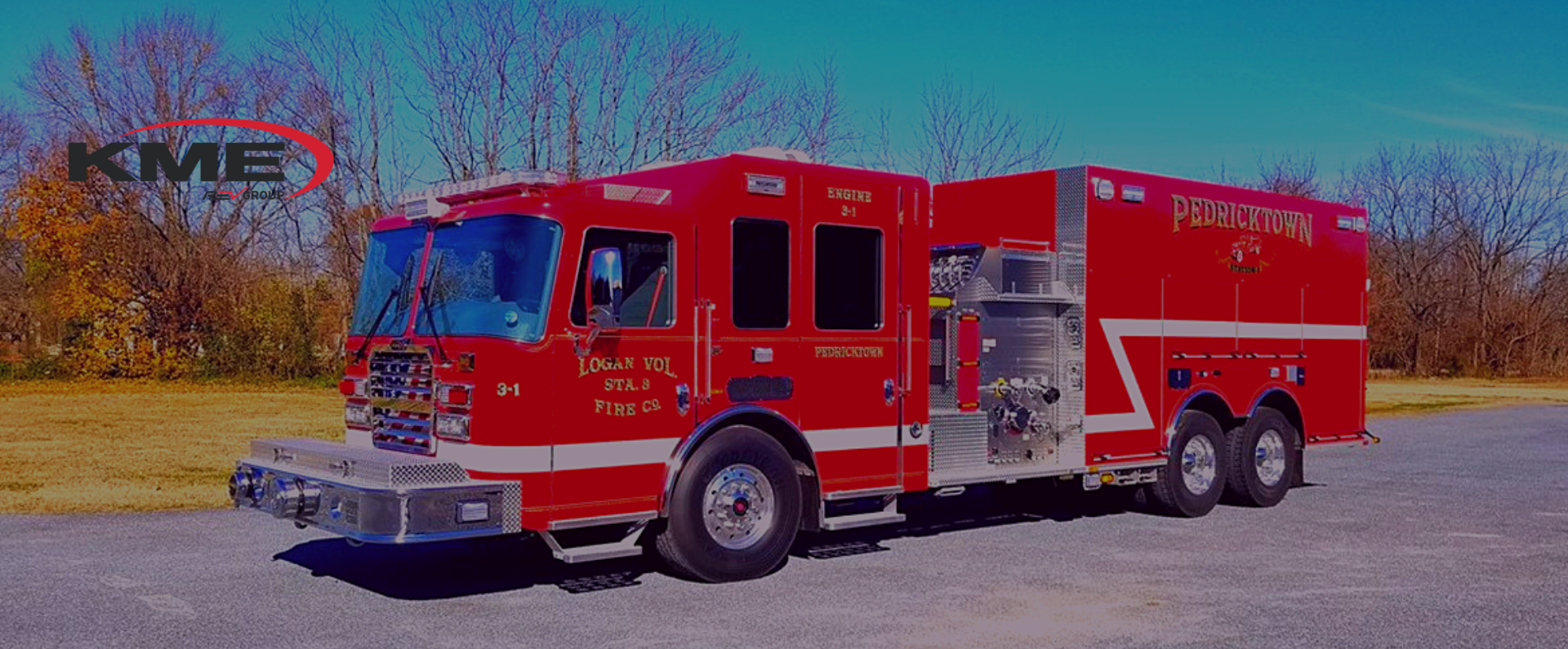 First Priority Emergency Vehicles New KME Firetrucks Available 2