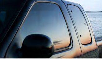 First Priority Emergency Vehicles Privacy Window Tint