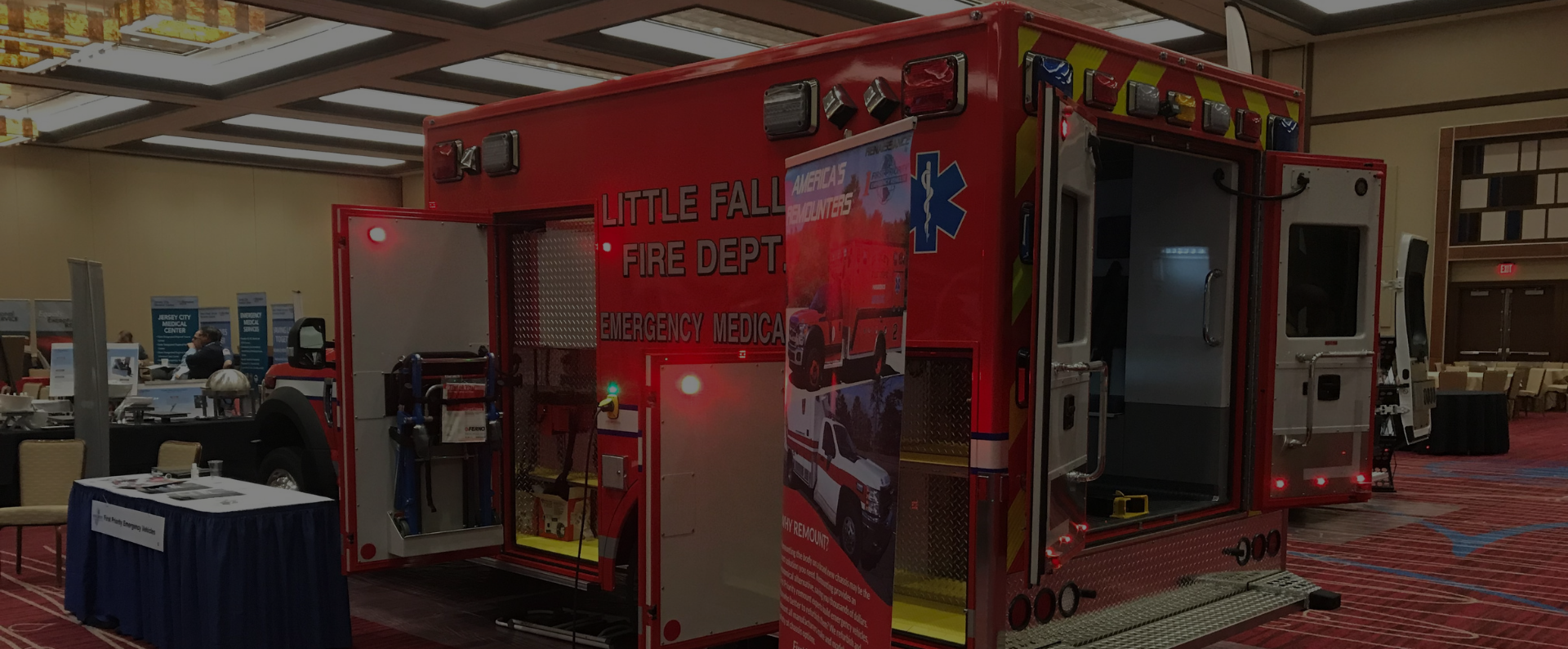 First Priority Emergency Vehicles Tradeshow Schedule