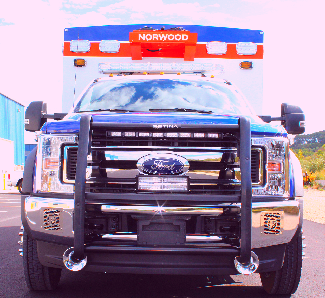 First Priority Emergency Vehicles_ Braun Ambulances