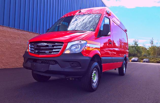 First Priority Emergency Vehicles_ Custom Sprinter