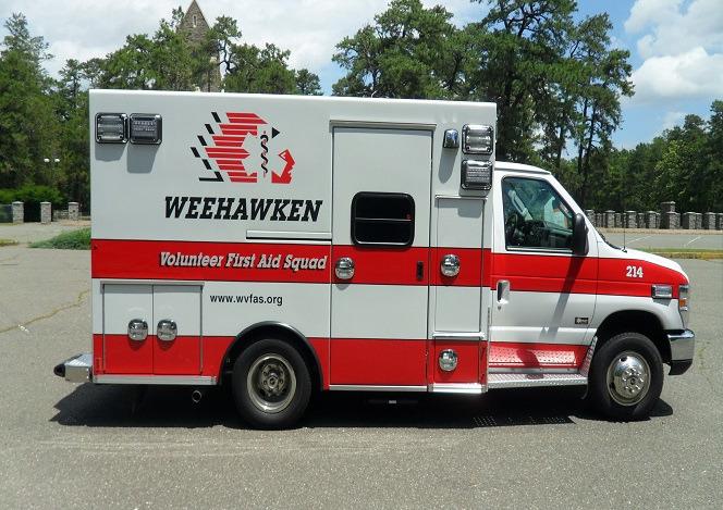 First Priority Emergency Vehicles Braun Ambulances 2