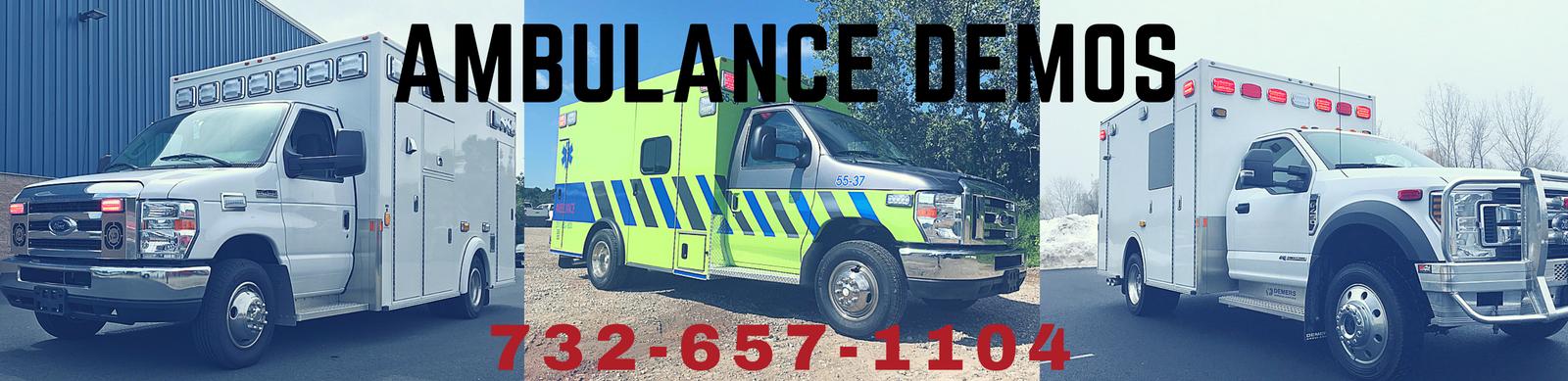 Ambulances Available