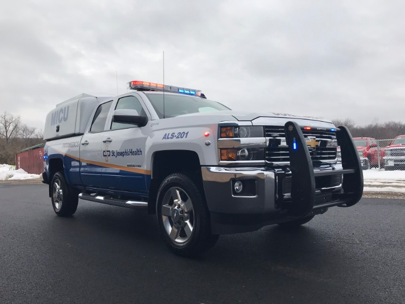 First Priority Emergency Vehicles Specialty Vehicle Conversions
