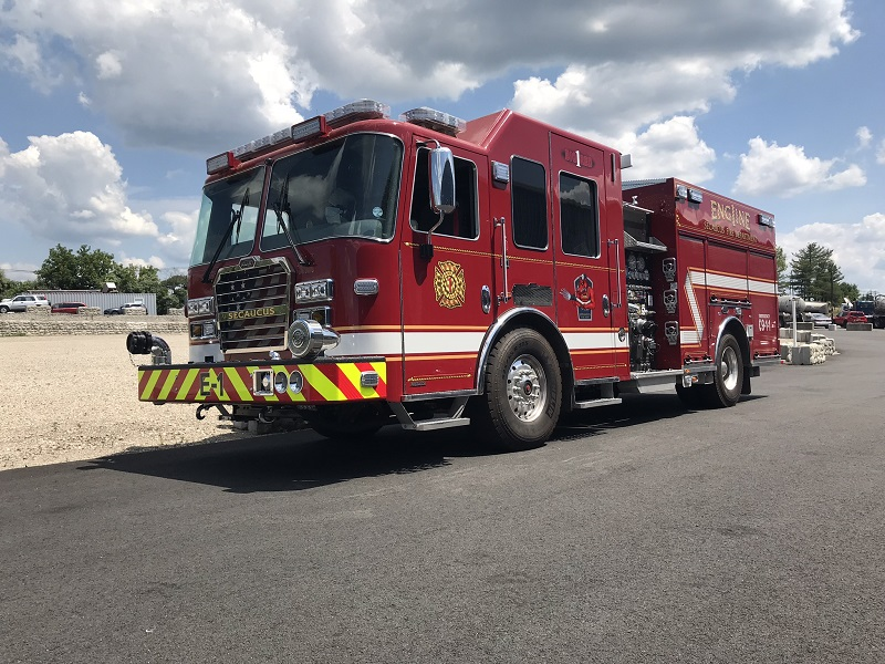 First Priority Emergency Vehicles New Firetruck Sales New Jersey Delaware