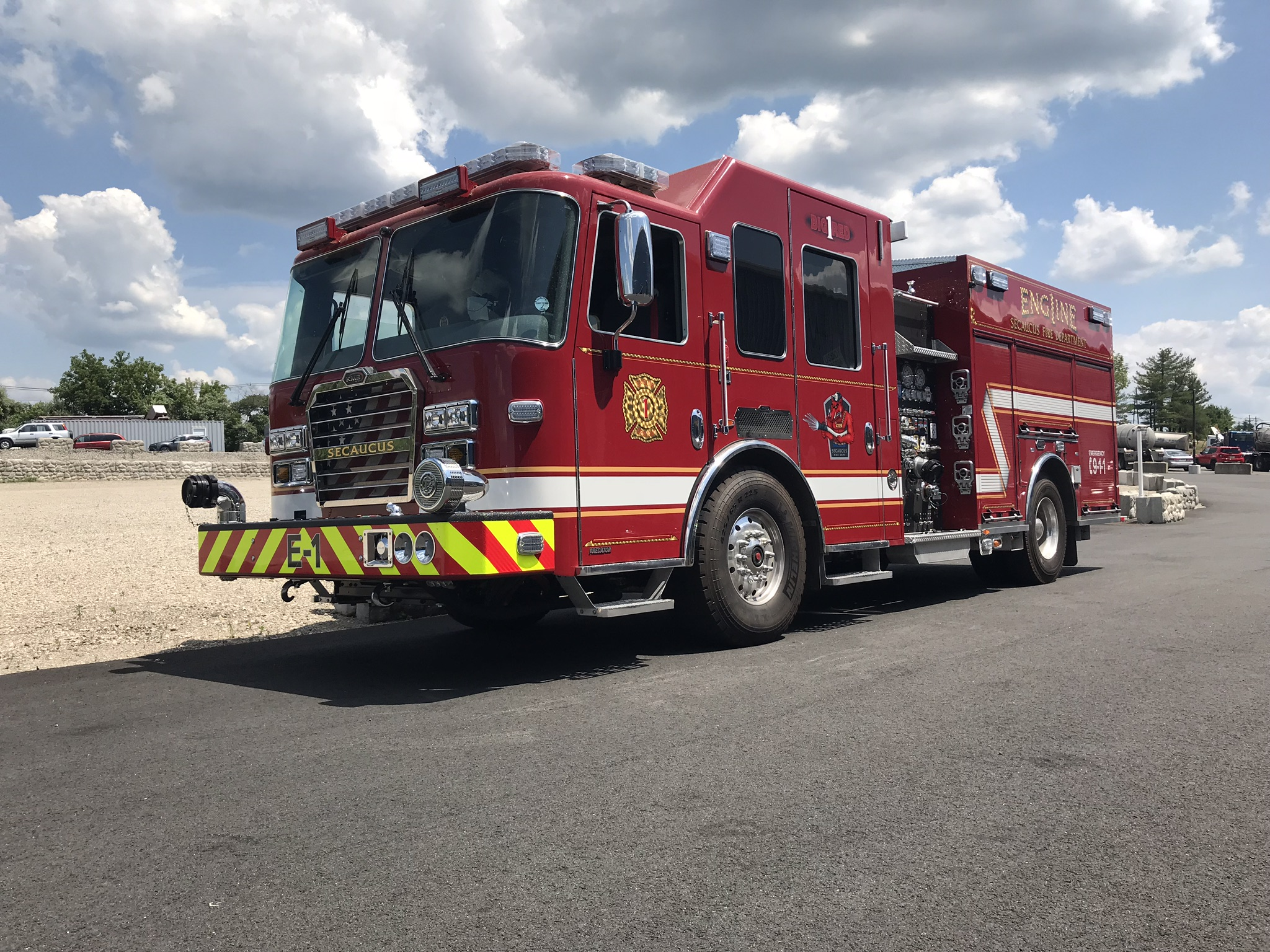 First Priority Emergency Vehicles: Fire Sales
