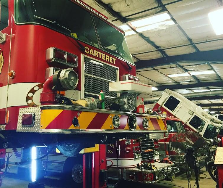Ambulance Maintenance/Repairs and Firetruck Maintenance/Repairs/Service