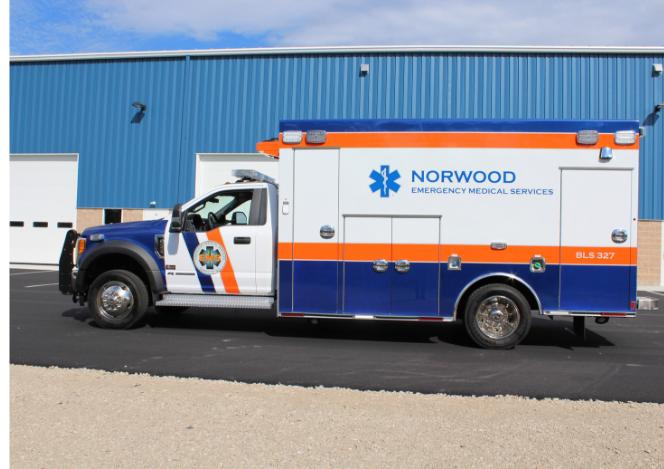 First Priority Emergency Vehicles Braun Ambulances 5
