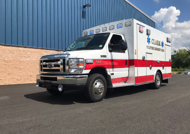 First Priority Emergency Vehicles Braun Ambulances