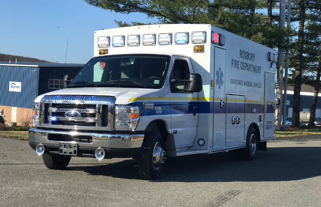 Roxbury EMS Ambulance First Priority Emergency Vehicles