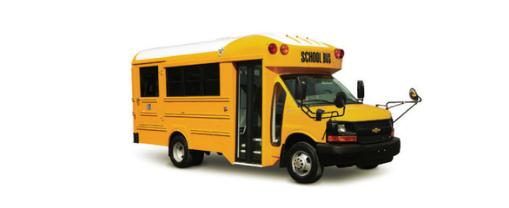 SST Trans Tech Bus First Priority GreenFleet
