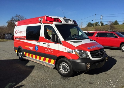 First Priority Emergency Vehicles Demers EX Sprinter