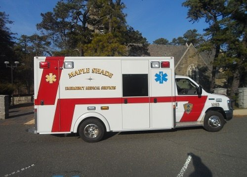 First Priority Emergency Vehicles Demers MX164