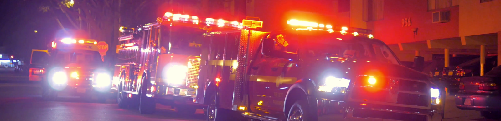 First Priority Emergency Vehicles: Parts
