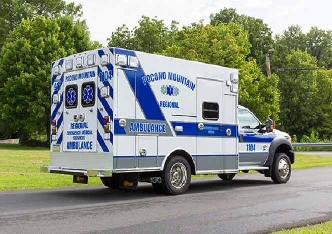 First Priority Emergency Vehicles: Braun Ambulance