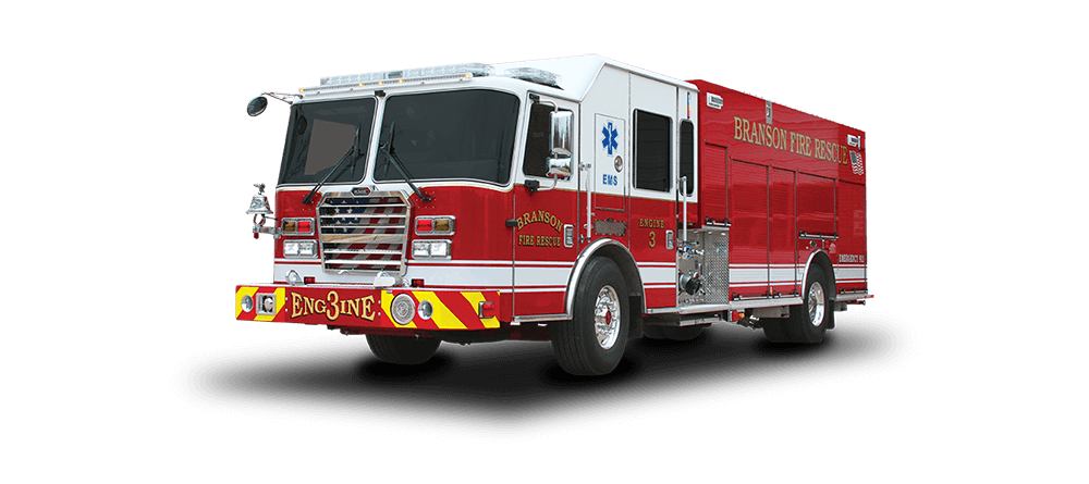 First Priority Emergency Vehicles KME Fire Pumper