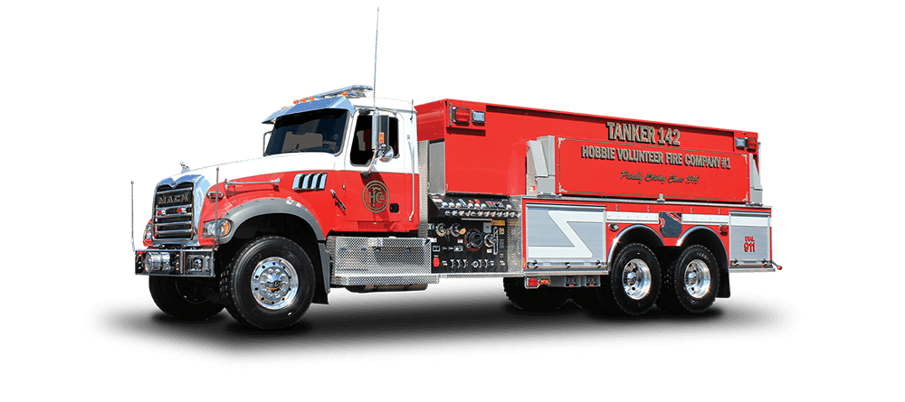 First Priority Emergency Vehicles KME Fire Tankers