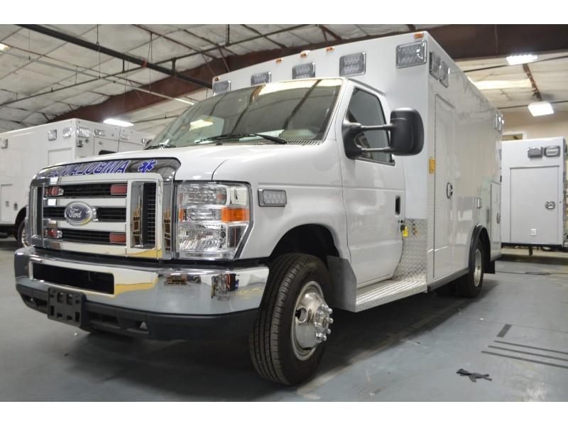 First Priority Emergency Vehicles: Braun Express Ambulance