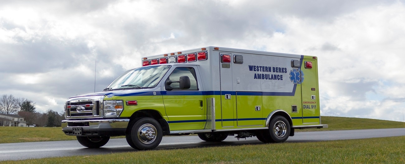 First Priority Ambulance Remounts